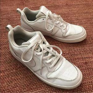 Nike Court Borough Low Basketball Sneakers Sz 12